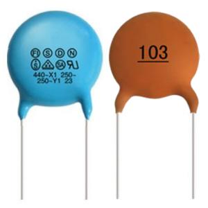 Ag-capacitors