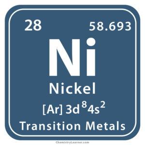 Ni-containing Scrap