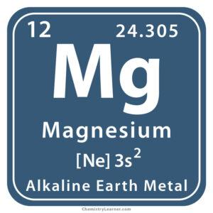 Scrap Magnesium