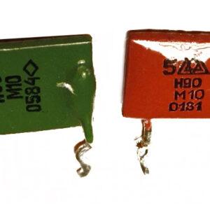 Pd/Pt-capacitors (MLCC)